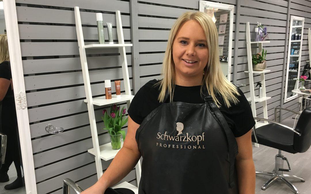Jenny öppnar hårstudio i Söderköping